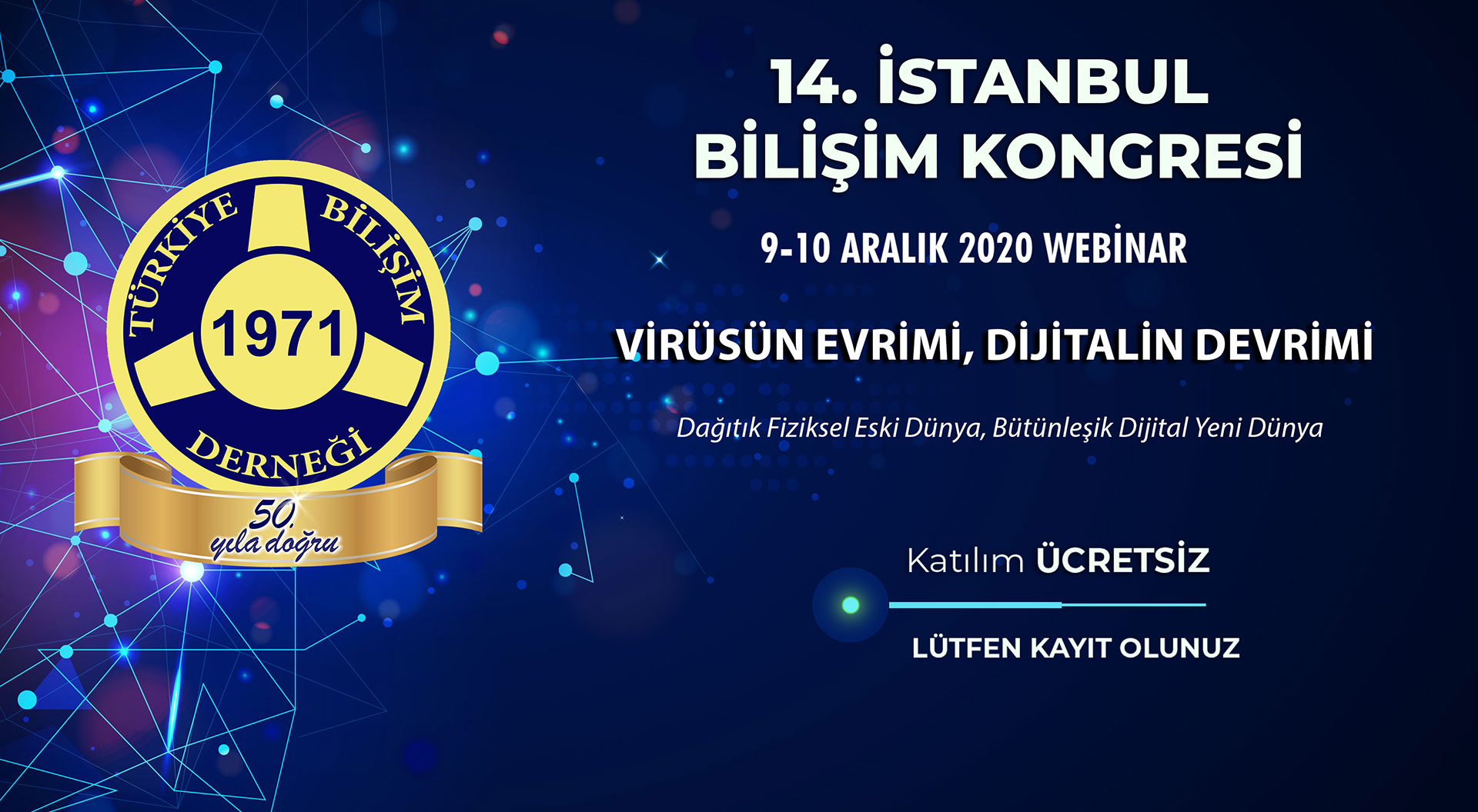 İstanbul Bilişim Kongresi 2020