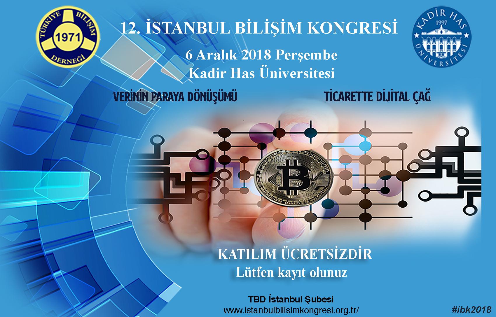 İstanbul Bilişim Kongresi 2018