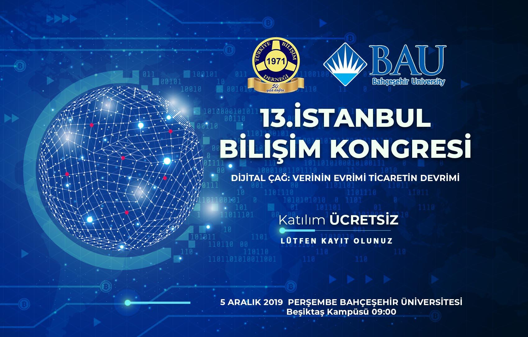 İstanbul Bilişim Kongresi 2019